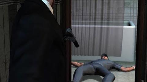 «Убийство курьера» (кат-сцены HBM)