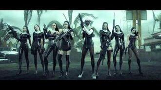 Hitman- Absolution - Атака Святых (E3)