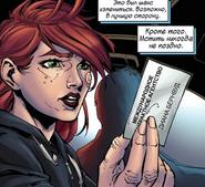 Диана в комиксе