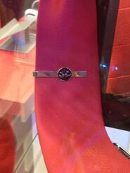 SDCC 2012 - Red Tie & Pin Merchandise