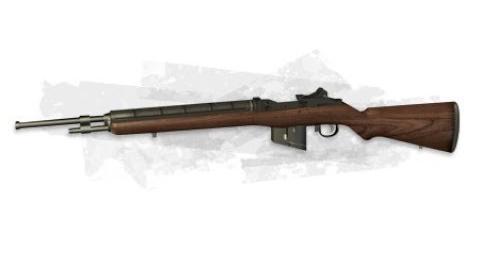 Hitman Wiki Обзор винтовки M14