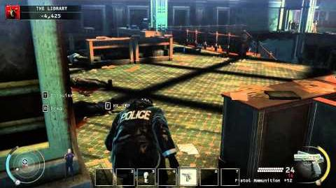 4. Run For Your Life - Part I - Hitman Absolution