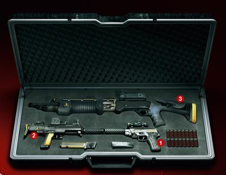 Agency Gun Pack Dlc Hitman Wiki Fandom