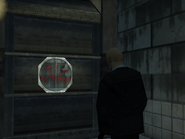 HC47 - No. 48 - Passing to Hitman Symbol Door