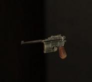 WWI Pistol
