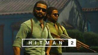 Hitman 2 – трейлер «Колумбия»-0