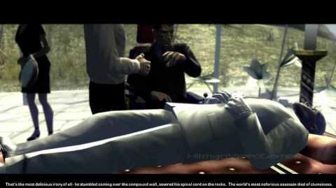 Hitman Blood Money Mission 13 - Requiem