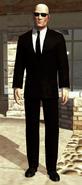 FBI Agent Disguise