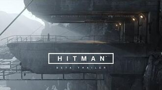 HITMAN - Beta Teaser Trailer