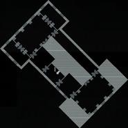 Преследование в Санкт-Петербурге - Дом на набережной - 2 этаж