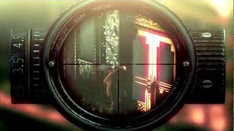 Hitman Sniper Challenge Announcement Trailer North America