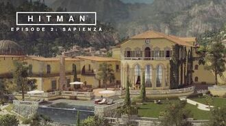 HITMAN - Episode Two Sapienza Launch Trailer