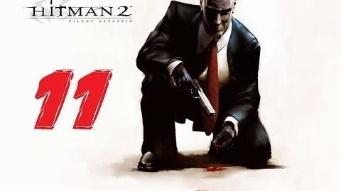 Hitman 2 Silent Assassin прохождение серия 11 (Убийство в подвале )