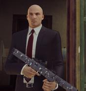 TAC-SMG Covert в руках ГГ