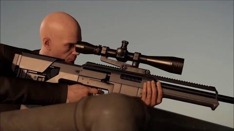 Hitman 2016 video game - Demo gameplay