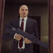 TAC-4 AR Stealth в руках ГГ