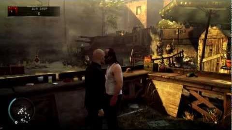 Kane & Lynch in Hitman Absolution Easter Egg Part 2
