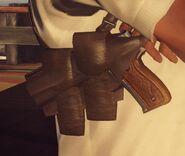 JAGD P22G в кобуре