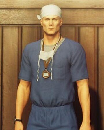 Nurse Outfit Hitman Wiki Fandom