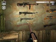 Двуствольное ружьё от первого лица-2