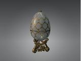 Императорское филигранное яйцо