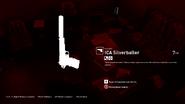 ICA Silverballer в инвентаре