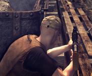 Стрельба с ARZ из укрытия-2