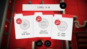Hitman GO Ch5 Lvl8 Objectives