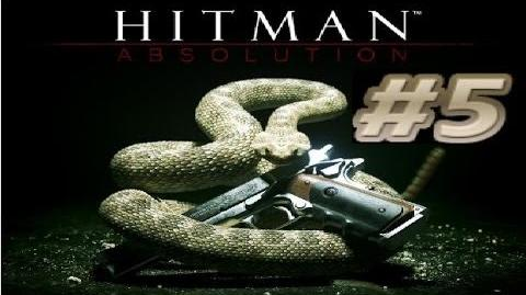 Hitman Absolution - Hunter and Hunted