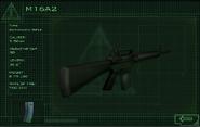 M16A2 hires model