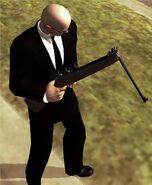 Пневматическая винтовка 3