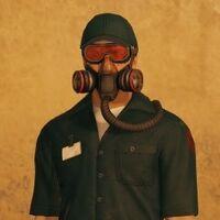 Exterminator Outfit Hitman Wiki Fandom