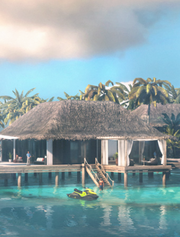 Haven Island Challenge Card