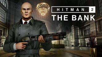HITMAN 2 - Official New York (The Bank) Location Trailer