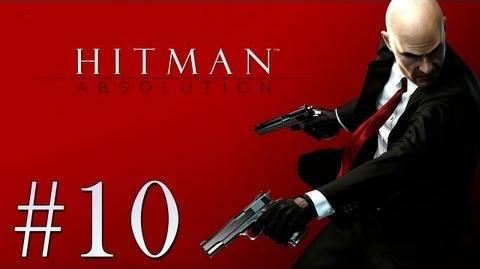 Hitman Absolution Detonado Gameplay Parte 10 PT-BR