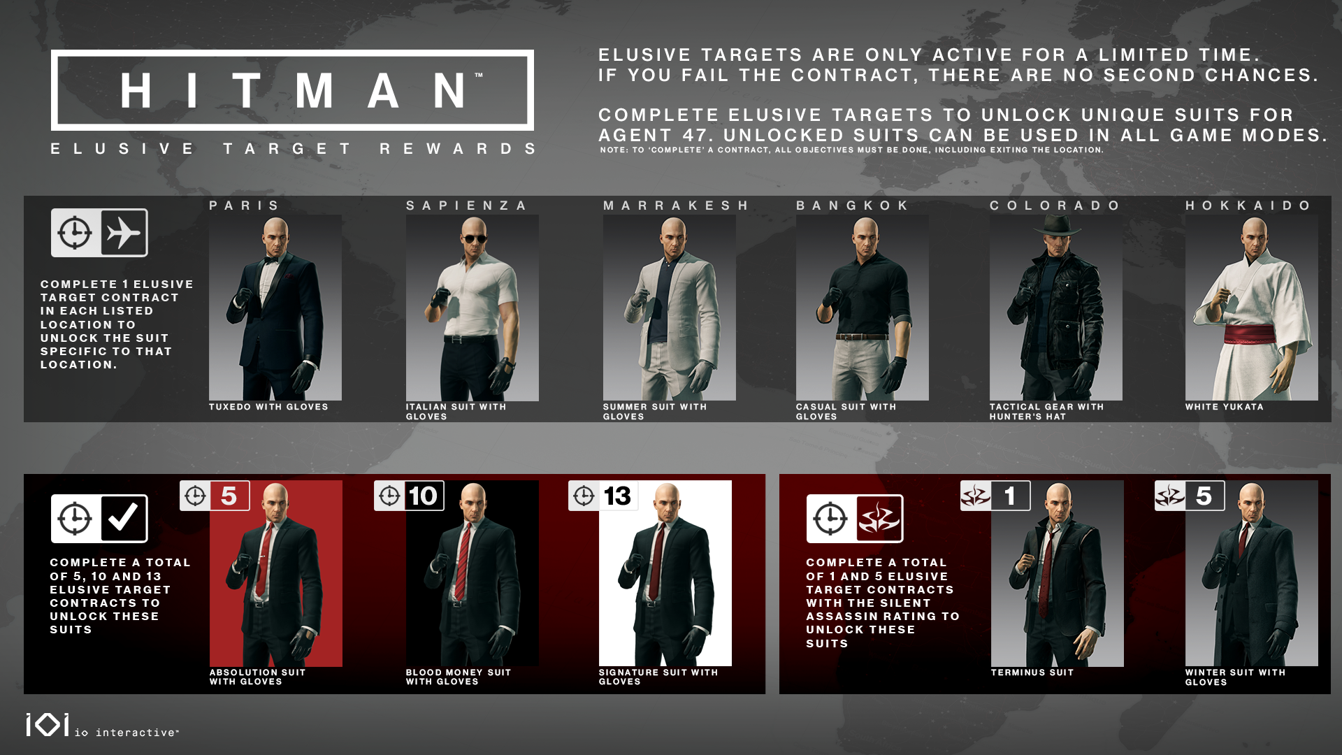 Elusive Targets Hitman Wiki Fandom Powered By Wikia