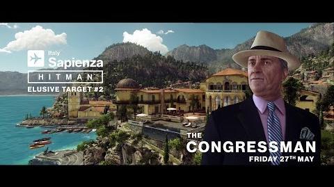 HITMAN - Elusive Target 2 - The Congressman