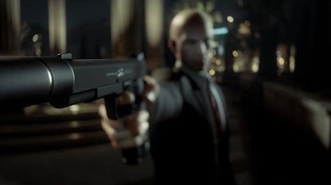 HITMAN - World Exclusive Gameplay Trailer (E3 2015)