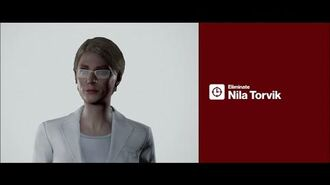 HITMAN Elusive Target Briefing 10 - The Pharmacist Nila Torvik
