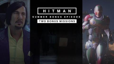 HITMAN Summer Bonus Episode - Trailer ES