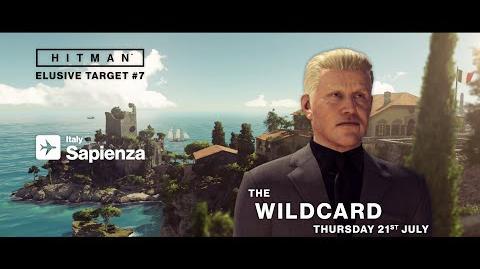 HITMAN Elusive Target 7 - The WildCard (Gary Busey)