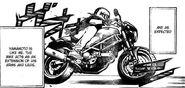 Yama mit bike