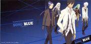 Blue rival cover