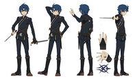 Toru characterdesign