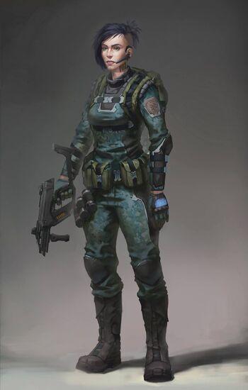 Hive-Sec Ranger Scout