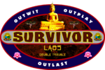 Laos Double Trouble Logo