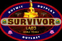 Laos Double Trouble Logo