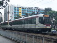 1025 plus 1035 MTR Light Rail 614 20-08-2019