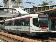 1018(063) MTR Light Rail 610 03-05-2018