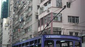 HKTram TrolleyPole